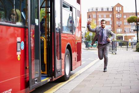 Wypadek w transporcie publicznym.